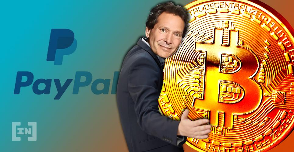 pagamentos criptomoedas paypal