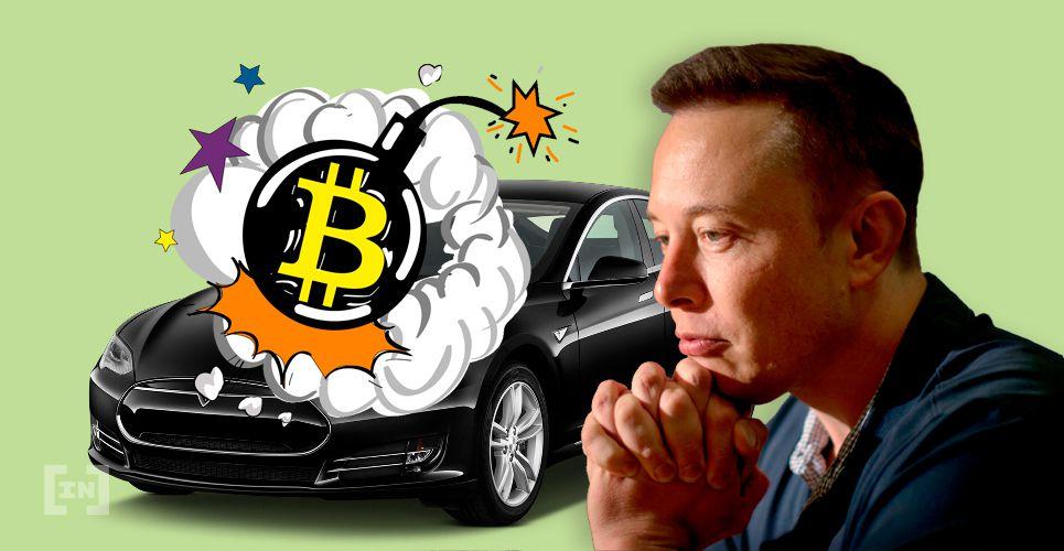 tesla compra bitcoin Elon Musk