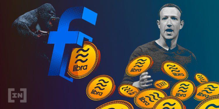 Libra é a criptomoeda do FB