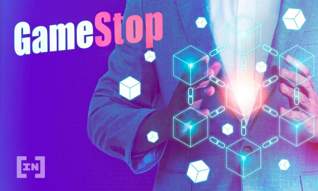 ações da GameStop