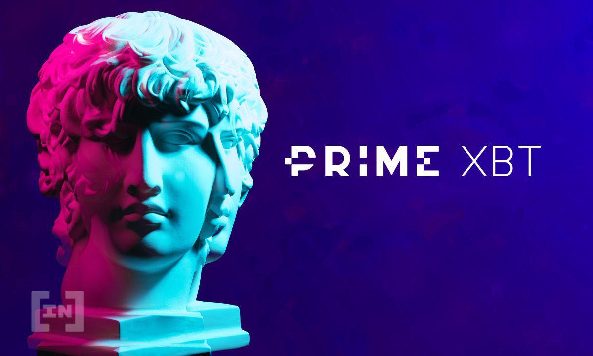 Exchange PrimeXBT torna trading mais fácil