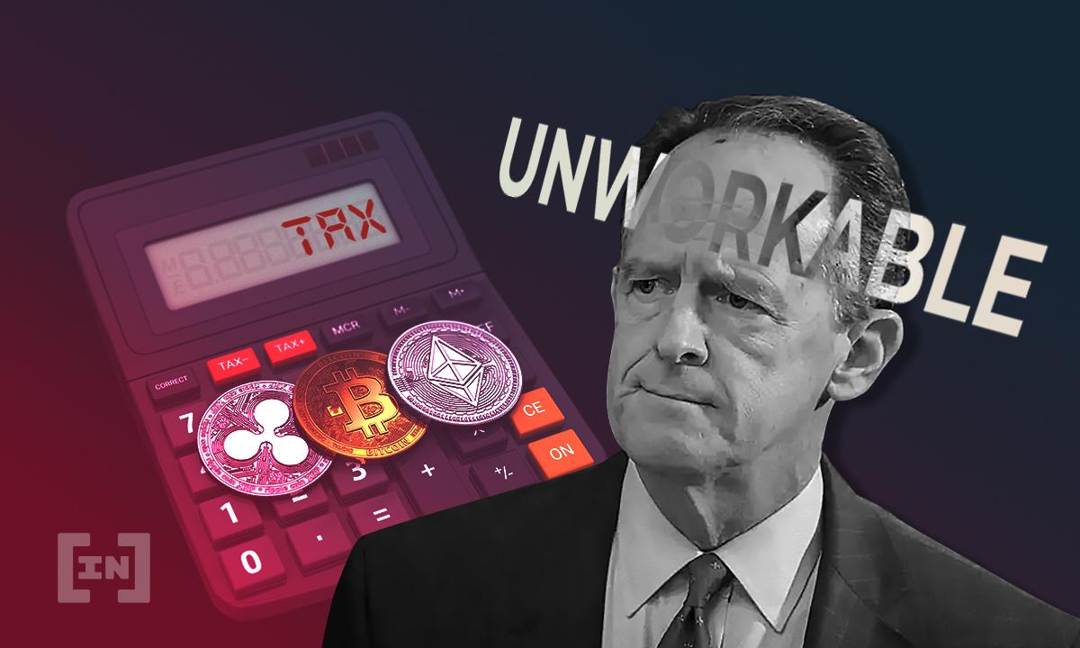Proposta de taxação de criptomoedas é 'impraticável', diz senador dos EUA