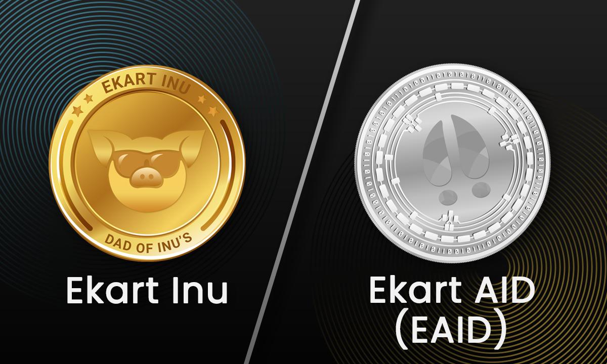 O token de suporte EAID do Ekart INU é legítimo?